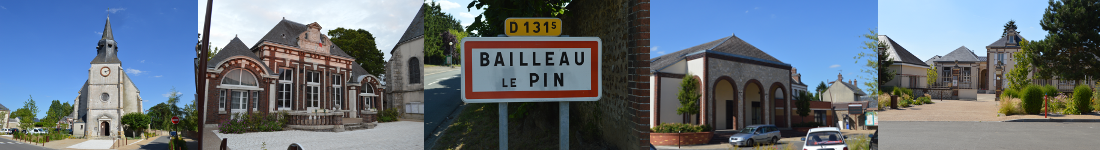 Informations bailleau le pin 28 for Garage bailleau le pin